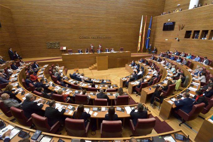 El PSOE presidirá la Comisión de Sanidad de las Cortes Valencianas