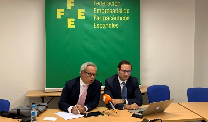 FEFE rechaza las subastas a nivel nacional y que las farmacias sufran más recortes