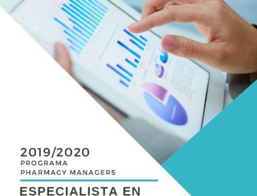 Curso de Especialista en Gestión Integral de la Oficina de Farmacia.