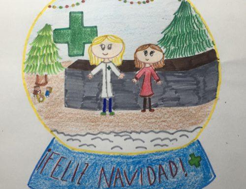 Concurso de Dibujo y Pintura, infantil y juvenil, «Farmacia Navidad y Familia»