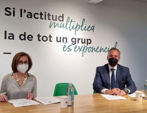 FARVAL y Caixa Popular firman un convenio de colaboración que ofrece condiciones financieras especiales a los asociados
